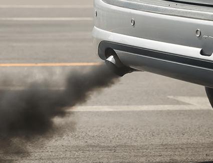 Ikke særlig miljøvennlig med store utslipp fra eksosen.